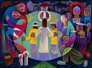 Jesus e a comunidade 3